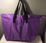 BLOOMINGDALE'S PURPLE Tote CH950N