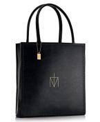 Madonna Truth or Dare Perfume Black Classic Tote Bag Purse Limited Edition
