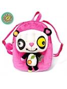 Eco Snoopers - Panda Plush Backpack