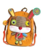 Eco Snoopers - Rabbit Plush Backpack