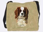 Cavalier King Charles Spaniel Tote Bag - 17 x 17 Tote Bag