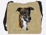 Greyhound Tote Bag - 17 x 17 Tote Bag