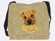 Sharpei Tote Bag - 17 x 17 Tote Bag