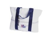 Sailor Bags 201-B Medium Tote Blue