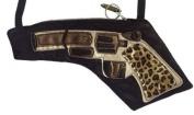 LEOPARD PRINT Gunslinger Handgun Bag