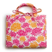 C.R. Gibson Iota Chic Cosmetic Traveller Tote Bag-Ohm