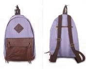New Fashion Korean Lady Women Purple Canvas Vintage Shoulder Bags Messenger Purse Hobo Tote Handbag School Bag