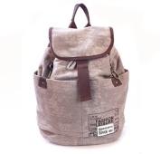New Fashion Korean Unisex Grey Canvas Vintage Shoulder Bags Messenger Purse Hobo Tote Handbag School Bag