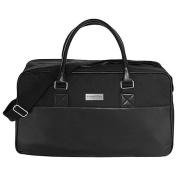 Zegna Weekender Black Bag