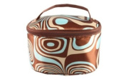 Danielle Kaleidoscope Oval Train Case