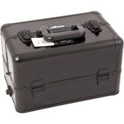 Professional Cosmetic Makeup Case with Interchangeable 3-Tiers Extendable Tray Colour