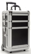 Miniature Professional Rolling Beauty Case w 2 Drawers