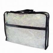 Clear Totes Briefcase 38.1cm L x 27.9cm H x 7.6cm D