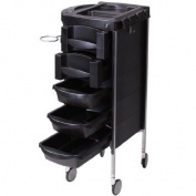 Beauty Equipment Salon Tolleys with Pull Out Trays TR-60