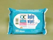Quality Choice BABY WIPE RESEAL TRAVEL PK 35EA