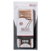 BioSwiss 300 Wood Cotton Swabs