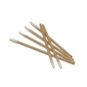 Cotton Tipped Wood Picks 100 count