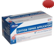 Dukal Cotton Tipped Applicators, 15.2cm , Sterile, 100-Count Boxes