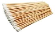 Cotton-Tipped Applicators 15.2cm , Wood, 1000EA/BX