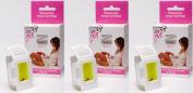 3 X Silk'n SensEpil Refill Lamp Cartridge