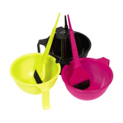 Colortrak Tools Caddy with Bowl & Brushes