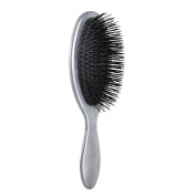 Brush Strokes Oval Nylon Cushion Paddle Brush