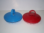 Shampoo Scalp Massage Brush Century #100 * Red * 1- Only Brush