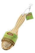 CALA 22.9cm Oval Bamboo Hair Brush