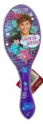 "Disney High School Musical HSM Hair Brush - ""Troy"" Purple"