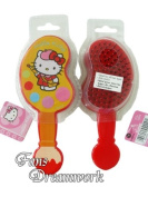 "Sanrio's Hello Kitty ""Artist"" Hairbrush - Hair Brush Accessories"