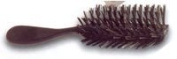 William Marvy Hair Brush 1607 Plastic Handle