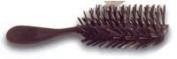William Marvy Hair Brush 1607 Plastic Handle