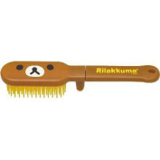 San-x Rilakkuma Retractable Hair Brush