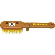 San-x Rilakkuma Retractable Hair Brush