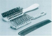 Cardinal Adult Ball Tip Hair Brush - Pack of 24 - Model s975a/24