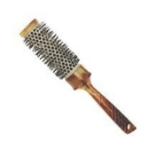SaQu Ceramic Tortoise Vented Nylon Brush 5.1cm 16 Rows