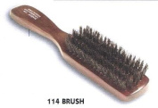 William Marvy Hair Brush 114 Boar Bristle