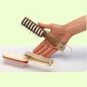 Easy-Pull Hairbrush