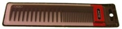 Ace Bi-function Comb * Coarse Teeth & Regular Teeth * Black