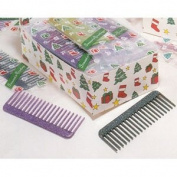 Glitzz! Volume Comb Each * Assorted Colours
