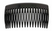 Premium Side Comb European Made in Black 9556