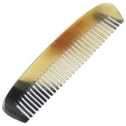 Natural Buffalo Horn Carved Mediaeval Renaissance Comb