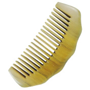 Fine Wide Tooth Wood Comb with Beautiful Aromatic Smell