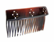 Premium Side Comb European Made 317-Diamond