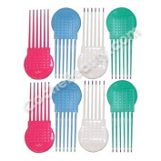 8 - Pack Mebco Lif Stixs With Plastic Teeth