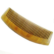 Natural Hand Carved Sandalwood - Wood Comb with Beautiful Aromatic Smell 16cm x5.1cm