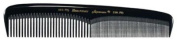 Hercules - Saegemann Comb * 19.1cm Marceling Comb * 100% Hard Rubber. Champion # C 26
