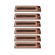 Ace Barber Comb 17.8cm #61886 * Six Pack *