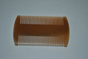 """Country Gent"" Moustache Horn Comb"