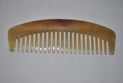 """Country Gent"" Wide Tooth Horn Comb"